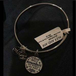 NWT Alex and Ani bangle